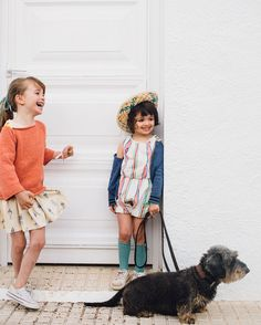 SMILES & STRIPES BY BEATRIZ GASPAR | MilK - Le magazine de mode enfant