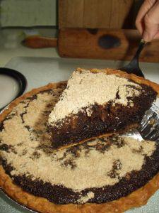 Vegan Shoo-Fly Pie