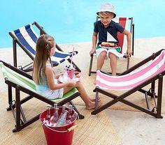 Chesapeake Sling Chair. Beach ChairsPottery Barn KidsOutdoor ... Part 35