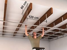 How To Install A Suspended Ceiling? Pvc Ceiling Design, Bedroom False Ceiling Design, Ceiling Plan, Home Ceiling, Pop Design For Roof, Modern Entry Door, Gypsum Ceiling, Plafond Design, Steel Frame Construction