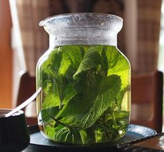 The Herb Gardener - summer herbal teas