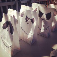 Jack goodie bags