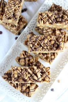 Reese's Puffs cereal bars are for the true peanut butter lover in your life. They're crunchy, sweet, and no bake makes 'em easy!