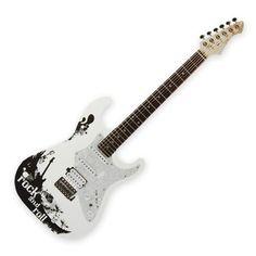 Mural de Fotos Guitarra