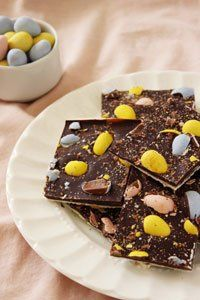 Mini egg Easter recipes! Check out 35 chocolate must-try recipes here...
