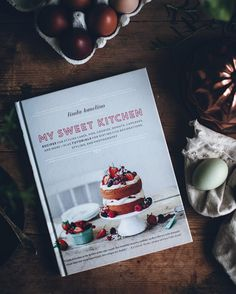 @deandeluca are giving away 10 copies of my book, My Sweet Kitchen! Scoot on over to their instagram for more details on how to win a copy 😊❤ #DDxMySweetKitchen