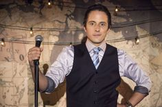 The Show: Still Standing Still Standing, Season 2, Episode 3 (CBC) The Moment: The Titanic joke Series host Jonny Harris is on stage in Georgetown, P.E.I. The town is struggling: The timber mill ...