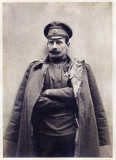 Staff-captain Gusev, the hero of the First World War, Colonel in the Civil War, died in the battles with the Reds.