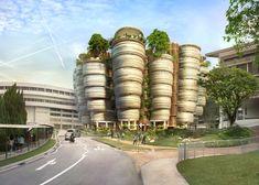 Afbeeldingsresultaat voor singapore learning hub