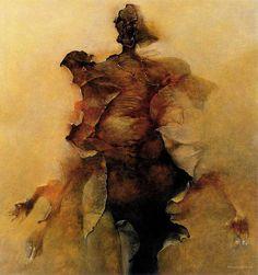 beksinski paintings - Hledat Googlem
