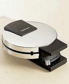 Cuisinart WMR-CA Waffle Maker, Round