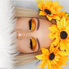 Are you looking for ideas for your Halloween make-up? Browse around this site for scary Halloween makeup looks. Makeup Eye Looks, Make Makeup, Pretty Makeup, Skin Makeup, Eyeshadow Makeup, Eyeshadows, Makeup Brushes, Gorgeous Makeup, Eyeshadow Crease