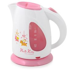 Hello Kitty Kettle I have a friend who needs this for her dorm.