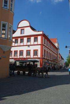Ingolstadt, Bavière https://www.facebook.com/destinationbaviere
