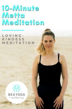 A 10 Minute Metta or Loving-Kindness Meditation for all levels. Even if you have never meditated before!