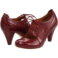 Heeled Oxfords!  http://www.zappos.com/indigo-by-clarks-elise-cully-burgundy-leather?u1=bzez7kczxw&mid=bzez7kczxw