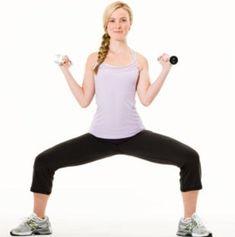 Top 6 gyakorlat, ami megszabadít a csípődre rakódott feleslegtől!