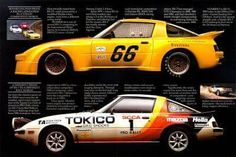Race & Rally FB Rx7