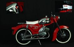 speciaal Paint Red Super 125cc AirCooler  It's Beautiful