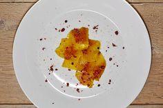 #ananas #marinato alla #birra con #peperosa e brown #sugar #spassofood #cucinadapasseggio