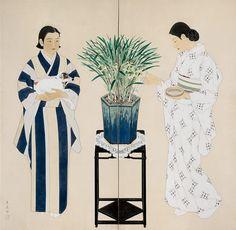 Tateishi Harumi, (1908 – 1994) Shōwa 8 or 1933