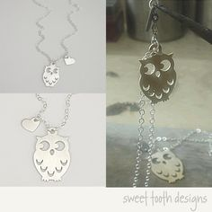Owl. @Sara Bevan this is the charm that was on the bracelet you gave me!!!!!