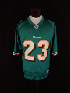 53e155d01 ... Reebok Miami Dolphins Ronnie Brown 23 Brown Authentic Jerseys Sale NFL  Pinterest ...