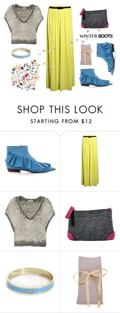 """""""Untitled #984"""" by create-494 ❤ liked on Polyvore featuring J.W. Anderson, Boohoo, Brunello Cucinelli and Whistle & Bango"""