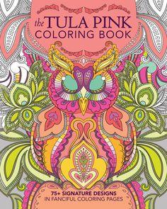 El Tula rosa adultos 75 diseños para colorear y libro de actividades