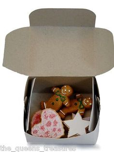The Queen's Treasures 6 Cookies Bakery Box for American Girl Doll Food Accessory   eBay