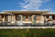 Amanera Bay View Casa - Luxury villa in Playa Grande , Dominican Republic - Smith Luxury Villas Ibiza, Resort Villa, Luxury Accommodation, Dominican Republic, Luxury Villa, New Homes, House Design, House Styles, Beach House