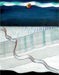 Max Ernst – La mer - 1925
