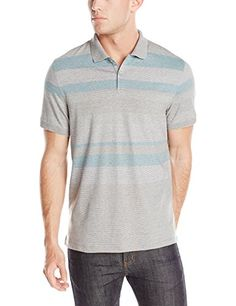 Calvin Klein Men's Road Map Stripe Jersey Polo  http://www.allmenstyle.com/calvin-klein-mens-road-map-stripe-jersey-polo-2/