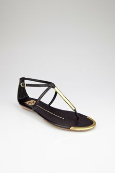 ShopSosie Style : Archer sandal in black stella DV by Dolce Vita