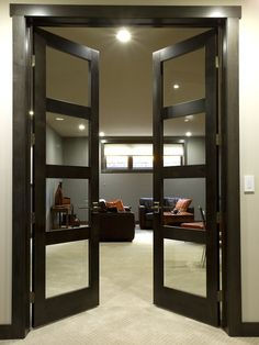 Contemporary French Doors   Google Search