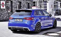 Oettinger Audi RS3 Packs 520 PS