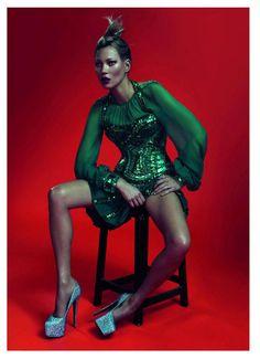 Kate Moss : Vogue Paris May 2011 : Mert & Marcus