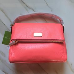 dbcb0bbe30 Kate Spade Highland Place Mini Maria Flamingo Cross Body Bag. Get the  trendiest Cross Body. Tradesy