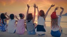 Apink - Remember! Kpop Girl Groups, Korean Girl Groups, Kpop Girls, Pink Panda, Eun Ji, Korean Artist, Sooyoung, Pure Beauty, Sexy Bra