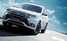 Mitsubishi Outlander PHEV - Hybrid
