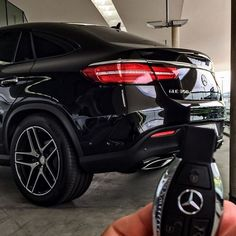 Where would you go with the brand new Mercedes-Benz GLE? Photo by [GLE 350 d Coupé