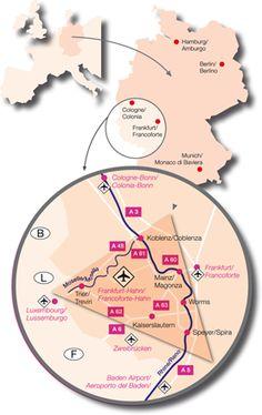 Città Romantiche Germania | storia e cultura vinicola | Coblenza | Magonza | Treviri | Spira | Worms