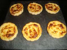 Petits flans Pâtissiers ( sans pâte )