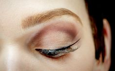 Dior Backstage Makeup - (eyeshadow Ideas for fall)