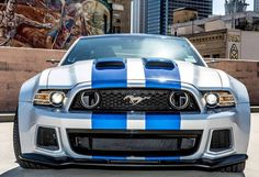 New Mustang GT500 from the Need For Speed movie!