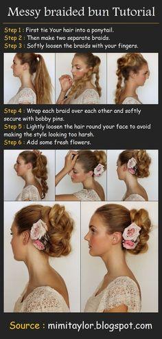 Beauty Tutorials: Hair tutorials hair