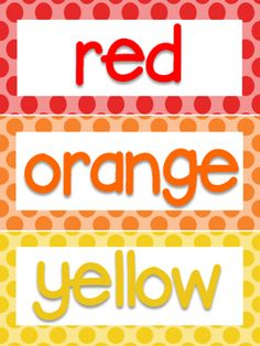 This is a set of polka dot color words and days of the week for you to use in your classroom!Happy Teaching!Meaghan Kimbrell