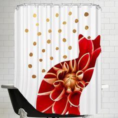 Ikonolexi Cat 4 Shower Curtain