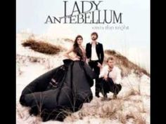 Lady Antebellum - As You Turn Away