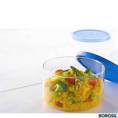 Borosil Cook & Store With Plastic Lid Ltr Kitchen Dinning, Buy Kitchen, Kitchen Items, Kitchen Utensils, Kitchen Storage, Kitchen Appliances, Microwave Rice Cooker, Microwave Cookware, Microwave Dishes